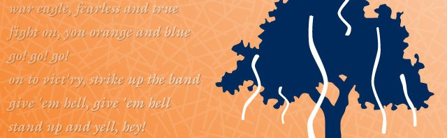 Auburn University Fight Song and Toomers Tree Wallpaper Preview