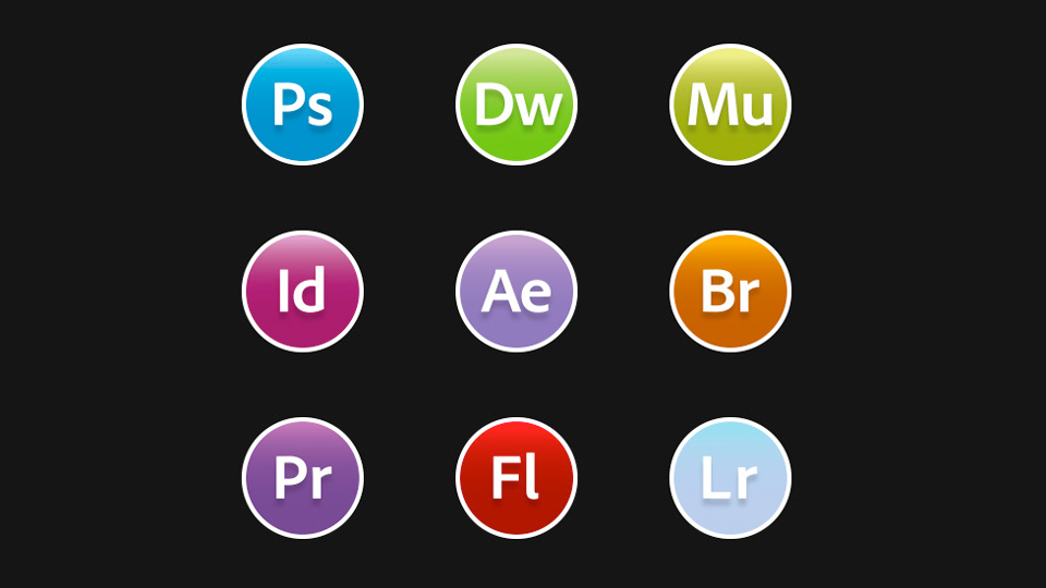 Mac osx archives sparetype free adobe cc icons for mac osx yosemite by benjamin schmitt photoshop dreamweaver thecheapjerseys Images